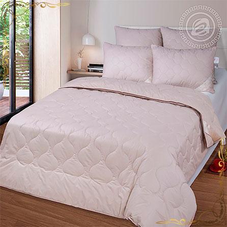 Одеяло Camel пл.200гр/м. Материал тик пухоперовой. Цвет кремовый.