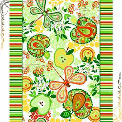 Вафельное полотенце Антоновка 50Х70