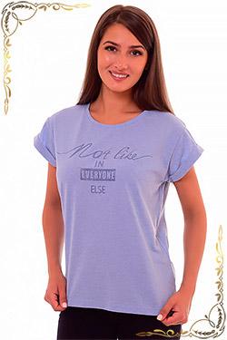 Блузка трикотажная женская 6-144