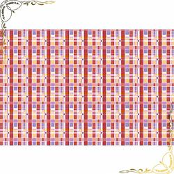 Вафельное полотенце Движение 2, 100Х150