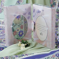 Комплект постельного белья Подснежники 1. Вид упаковки