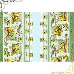 Вафельное полотенце Эллада 100Х150