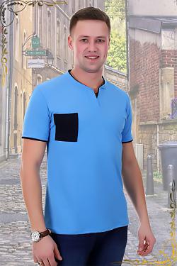 Мужская летняя футболка 1728