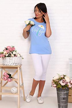 Футболка женская неоновой расцветки 4412