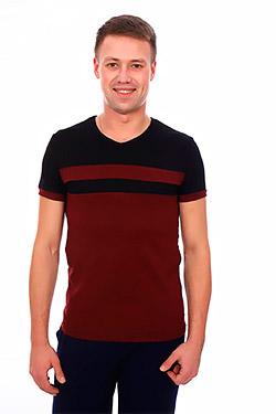 Мужская футболка из вискозы Дэкс
