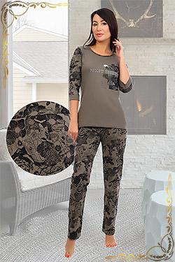 Костюм женский трикотажный 5539 брюки