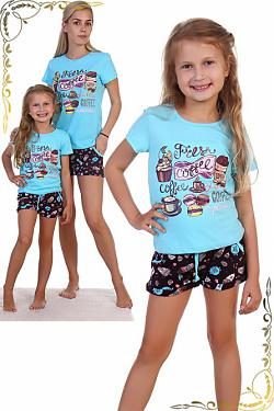 Детский костюм для девочки Пончик