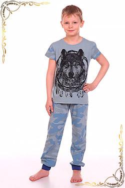 Костюм на мальчика с брюками Волк