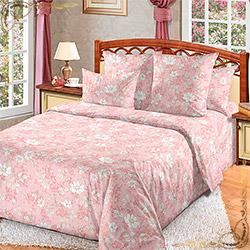 Комплект постельного белья бязь Лана 3 розовый