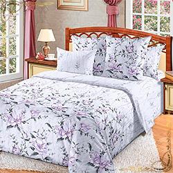 Постельное белье бязь Прикосновение 3 фиолетовое