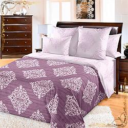 Постельное белье бязь Византия 5 фиолетовое