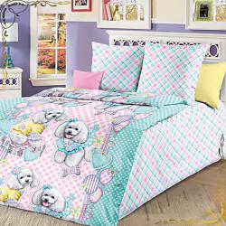 Комплект постельного белья Красотки 1 для девочек