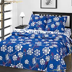 Комплект постельного белья поплин Марианна