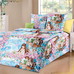 Детское постельное белье Мечты 1, бязь
