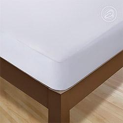 Наматрасник трикотажное полотно непромокаемый Трикотаж белый
