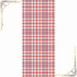 Полотенце Нюанс 100Х150 красное из вафельного полотна