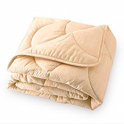 Одеяло перкаль Эко 2 Хлопок 300гр желтое