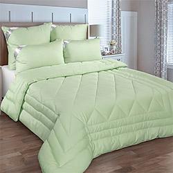 Одеяло сатин Одеяло Морские водоросли 300гр зеленое