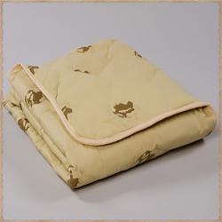 Одеяло Верблюжья шерсть, пл.150гр/м, ТИК
