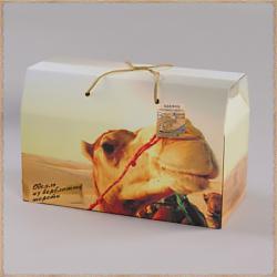 Одеяло Верблюжья шерсть, пл.300гр/м, ТИК, коробка