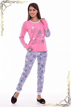 Женская пижама 1-118, интерлок