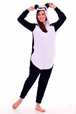 Пижама женская кигуруми панда 1-187