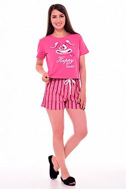 Пижама женская с символом года 1-194