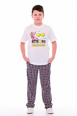 Пижама на мальчика трикотажная 11-048
