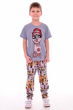 Пижамана мальчика подростковая 11-049
