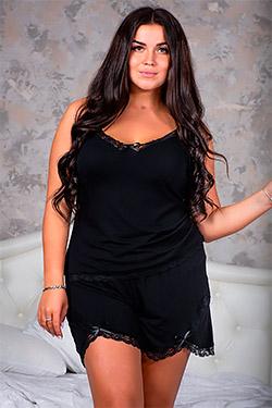 Пижама женская с шортами 13382