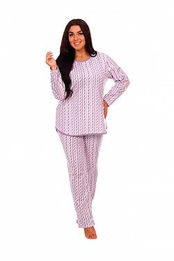 Пижама женская утепленная Герда