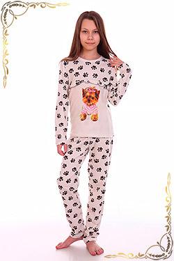 Пижама детская с печатью Йорк
