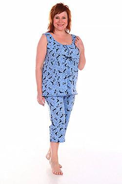 Пижама женская Лилу-бриджи