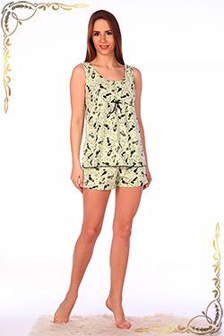 Пижама женская Лилу-шорты