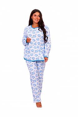 Пижама теплая Мальва Плюс