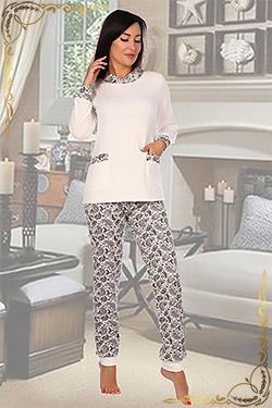 Пижама женская теплая Шева