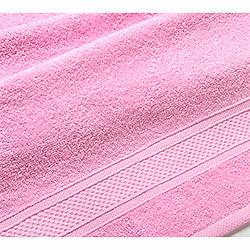 Бордюр светло-розовое махровое полотенце