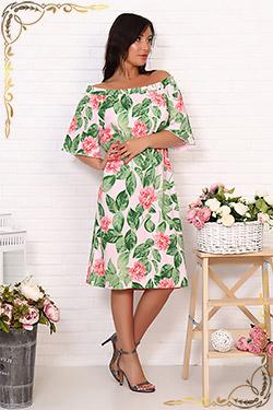 Платье 10490 sale, р.46