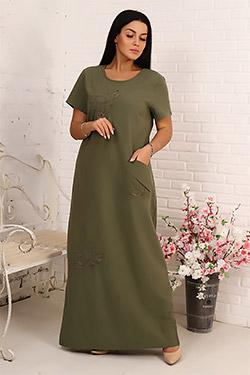 Платье 22160 распродажа, р.54