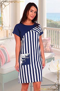 Платье женское из хлопка 2509