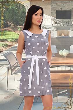 Платье 3965 распродажа, р.44