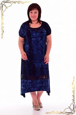 Платье женское вискозное 4-64