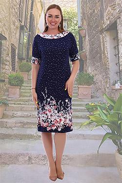 Платье женское летнее Кворис