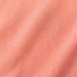 Простыня на резинке трикотаж Пудра персиковая