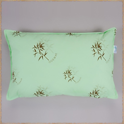 Подушка Бамбук, пэ распродажа, р. 70х70