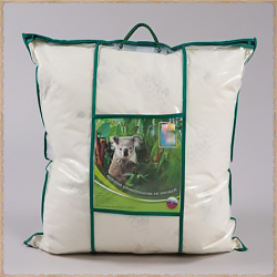 Подушка «Эвкалиптовое волокно». Вид упаковки