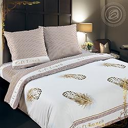 Комплект постельного белья поплин Прикосновение