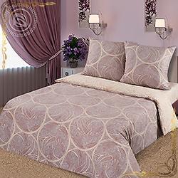 Комплект постельного белья поплин Рафаэль