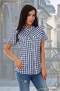 Рубашка летняя трикотажная 2717