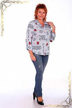 Рубашка трикотажная женская Ковыль
